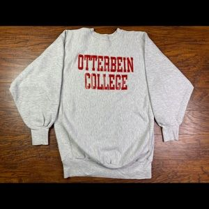 Vintage otterbein college sweatshirt
